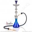 Vodní dýmka Aladin Fata Morgana 68 cm modrá