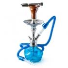 Vodní dýmka Aladin Minimi 39 cm tyrkysová