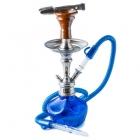 Vodní dýmka Aladin Minimi 39 cm modrá