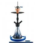 Vodní dýmka Amy Small Rips 470 50 cm blue RS black