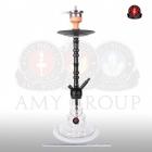 Vodní dýmka Amy Alu Zulu 070-01 black clear