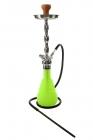 Vodní dýmka Kaya El Keyif PNX 660 Chrome Green Neon