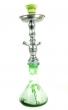 Vodní dýmka Palma 47 cm zelená