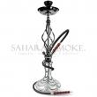 Vodní dýmka Sahara Smoke Dicro bílá 60 cm
