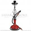 Vodní dýmka Sahara Smoke Filigree červená 60cm