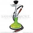 Vodní dýmka Sahara Smoke Genie Bubble zelená 38 cm