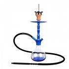 Vodní dýmka Aladin Alux M1 46 cm Blue