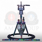 Vodní dýmka AMY Deluxe Play 111-03 M5 Black Black