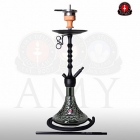 Vodní dýmka AMY Alu Antique Berry 072-01 black powder black