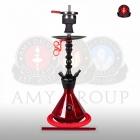 Vodní dýmka AMY Alu Diamond S 062 black red