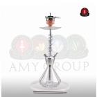 Vodní dýmka AMY Alu Diamond S 062 alu clear