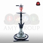 Vodní dýmka AMY Alu-X S 064 - black black