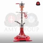 Vodní dýmka AMY Little Hammer SS10 - red