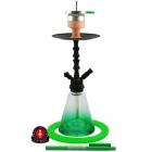Vodní dýmka Amy Little Starfox 60 cm green RS Black Powder