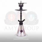 Vodní dýmka Amy Little Starfox R 60 cm white RS Black Powder