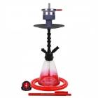 Vodní dýmka Amy Little Starfox 60 cm red RS Black Powder
