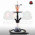 Vodní dýmka AMY Little Zuri R 54 cm black RS Black Powder