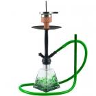 Vodní dýmka Amy I need you 038 green RS black powder Klick I