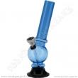 Bong acrylic AT001B modrá 16 cm