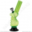 Bong acrylic AT006G zelená 16 cm