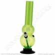 Bong acrylic AT022G zelená 26 cm