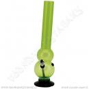 Bong acrylic AT033G zelená 32 cm