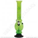 Bong acrylic AT106G zelená 26 cm