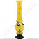 Bong acrylic AT106Y žlutá 26 cm