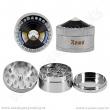 Drtička kovová AT206 jehlan 5 cm 3-dílná