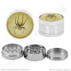 Drtička kovová AT160 5 cm 3-dílná pavouk