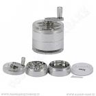 Drtička kovová AT259 ∅6 cm 4-dílná mlýnek