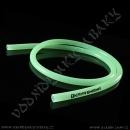 Hadice silikonová Kaya Transparent 150 cm zelená