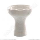 Korunka pro vodní dýmky Kaya Block Funnel bílá