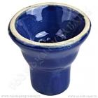 Korunka pro vodní dýmky Pumpkin 5,7 cm modrá FDB940