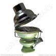 Korunka pro vodní dýmky se závětřím zelená