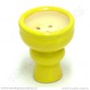 Korunka pro vodní dýmky Aladin Sultana žlutá