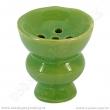 Korunka pro vodní dýmky Pumpkin 6,5 cm zelená světlá
