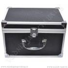 Kufřík pro vodní dýmku King Hookah Espresso černý