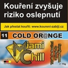 Tabák Miami Chill Cold Orange 15 g