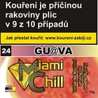 Tabák Miami Chill Guave 15 g