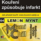 Tabák Miami Chill Lemon Mynt 15 g