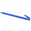 Náustek Aladin Classic s adaptérem modrá pro silikonové hadice
