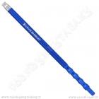 Náustek Kaya Alugrip pro silikonové hadice modrá