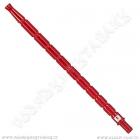 Náustek Kaya Aluvibe pro silikonové hadice červená