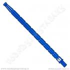 Náustek Kaya Aluvibe pro silikonové hadice modrá