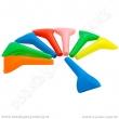 Hygienický náustek zasunovací barevný plochý