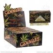 Cigaretové papírky Cannabis Flavoured Rolls