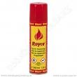 Náplň do žhaviče uhlíků - Plyn Royce 250 ml