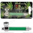 Šlukovka Remo kovová AT358 9 cm zelená