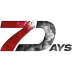 Tabák 7 Days Kamikaze 50 g